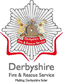 The Derbyshire Fire & Rescue Service Logo