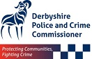The Police And Crime Commissioner For Derby Logo