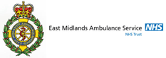 The East Midlands Ambulance Service Logo